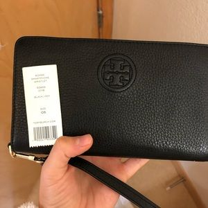 Tory Burch bombe smartphone wallet